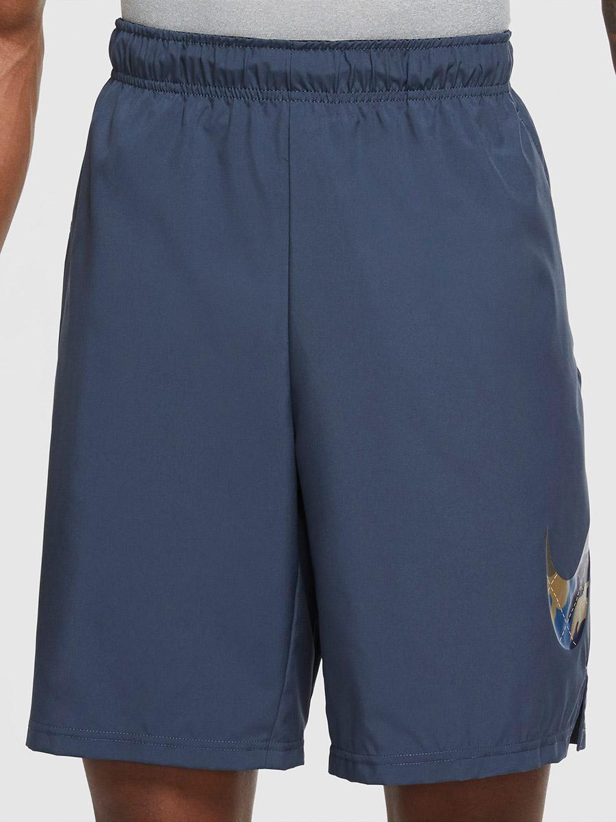 - Nike Dri-Fit Camo Flex Woven Shorts